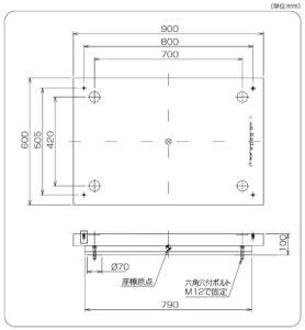シート型圧力分布計測システム