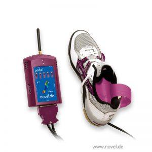 インソール型圧力分布計測システム