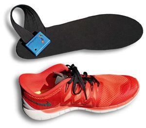 インソール型足底荷重計測・モニタリングデバイス